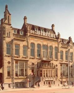 foto gebouw de Utrecht van Jan Lichtenbelt
