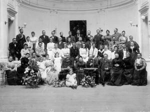 Badhotel Vlissingen 19 juni 1901